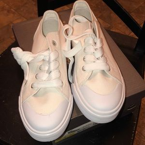 Roebuck & co boy's quimby sneakers white 3M